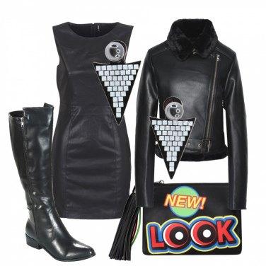 Outfit La pochette spiritosa