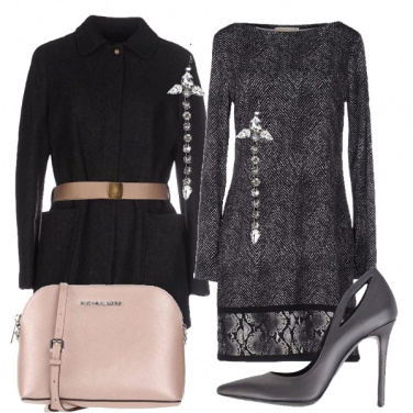 Outfit Animalier in versione chic