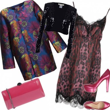 Outfit Party notturno