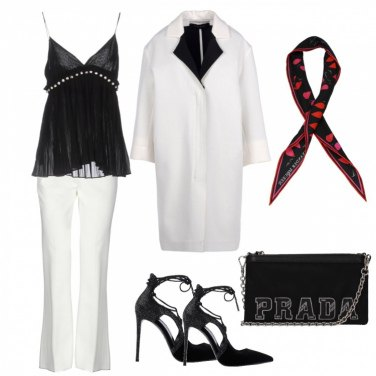 Outfit Eleganza in Black &White