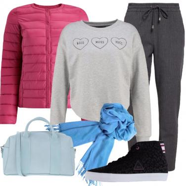 Outfit Sprint e colore