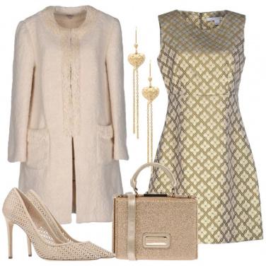 Outfit Principesco e sontuoso