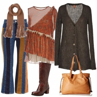 Outfit Boho chic #3