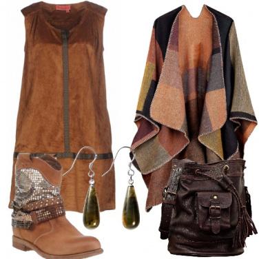 Outfit Con la treccia