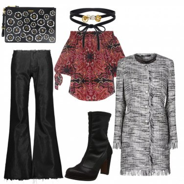 Outfit No \'70 No Party