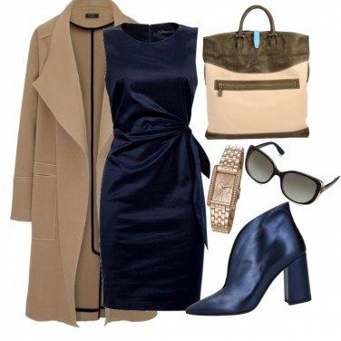 Outfit Al lavoro puntuale !