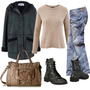 Outfit Urban #354