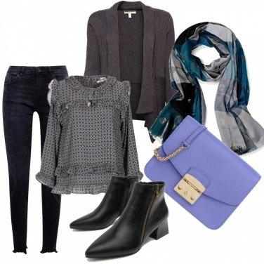 Outfit Borsetta trendy