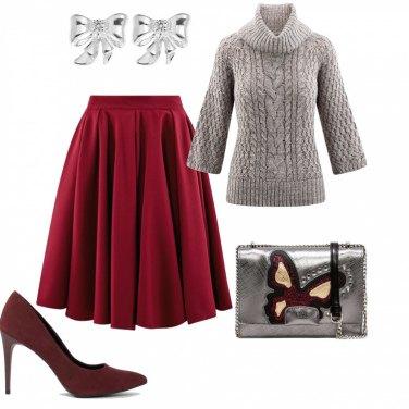 Outfit Morbido tricot