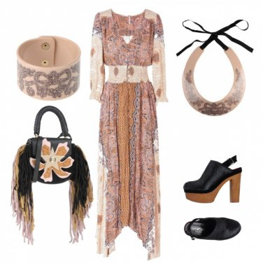 Outfit Etnico #100