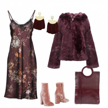 Outfit Abito lingerie