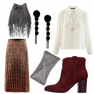 Outfit Etnico #103