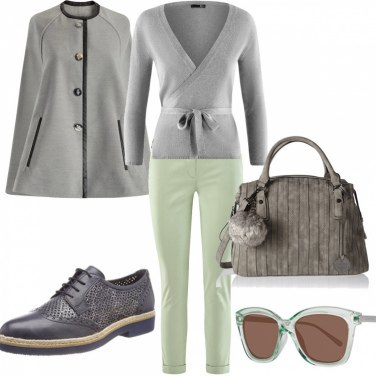 Outfit Gray winter
