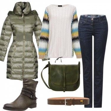 Outfit Tucano sulla cintura