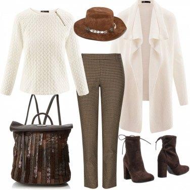 Outfit Calda trendy con i saldi