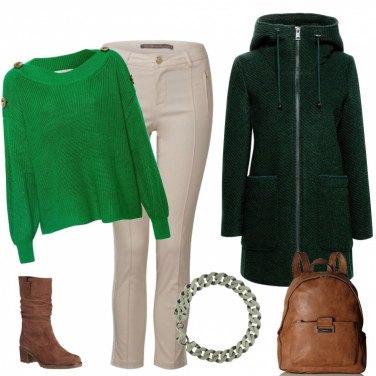 Outfit Verde...verde!