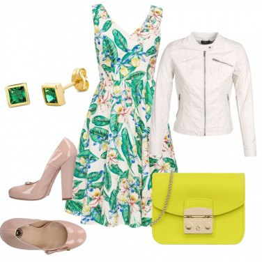 Outfit Tropical city