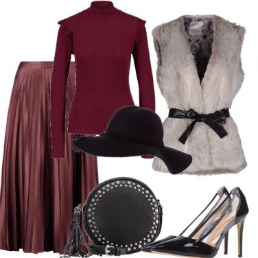 Outfit Il plissè è glam