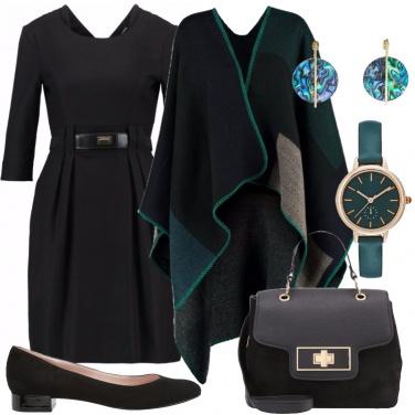 Outfit Amante della mantella