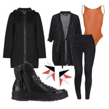 Outfit Rock #140