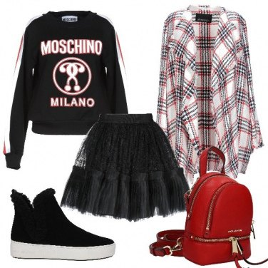 Outfit Sbarazzina