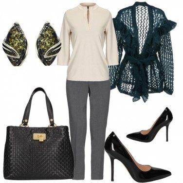Outfit La mamma elegante