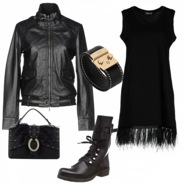 Outfit Rock #144