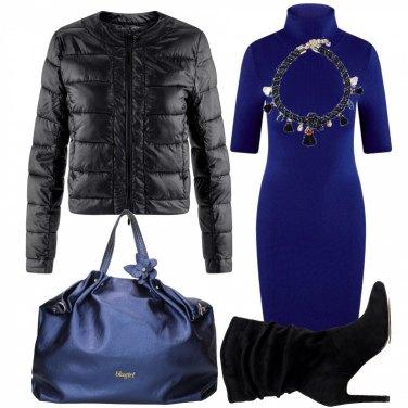 Outfit I saldi in inverno