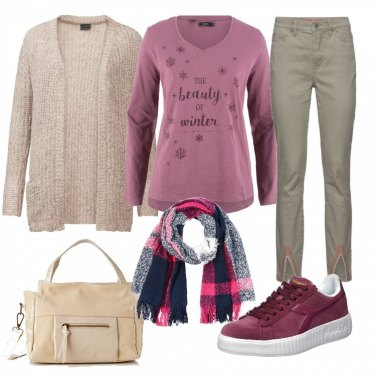 Outfit Basic #576
