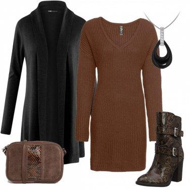 Outfit Dettagli in pitone