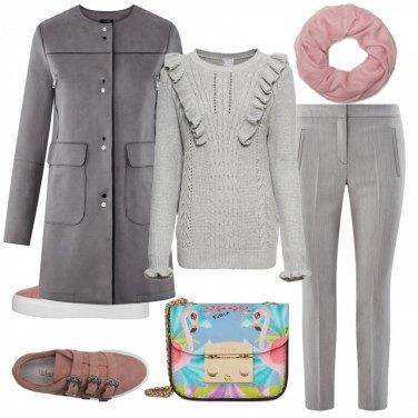 Outfit Fenicotteri invernali