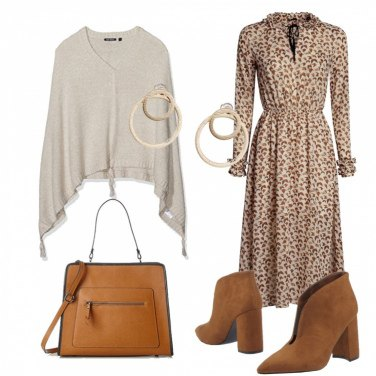 Outfit Toni Camel