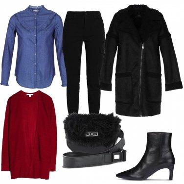 Outfit Borsa con particolarità