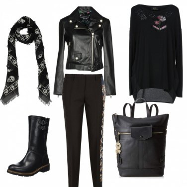 Outfit Bathuska