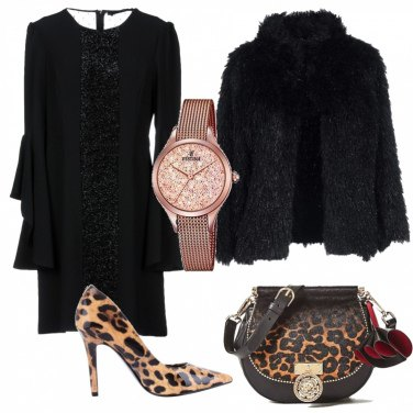 Outfit Tocchi animalier