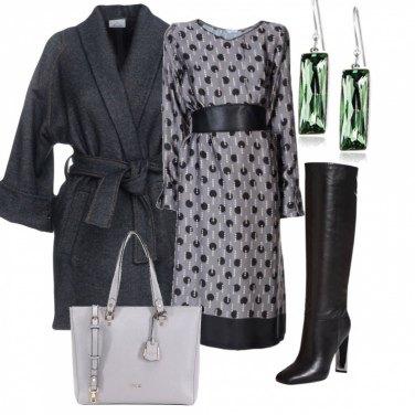 Outfit Toni del grigio !