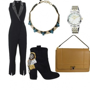 Outfit Jumpsuit sexy