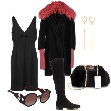 Outfit Trendy winter
