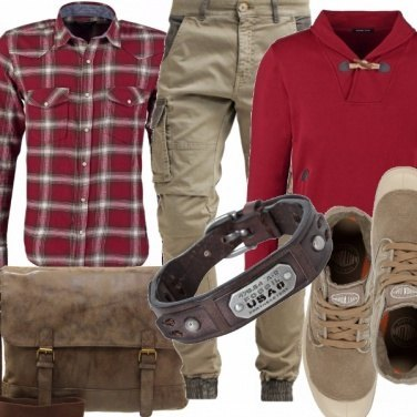 Outfit Country man