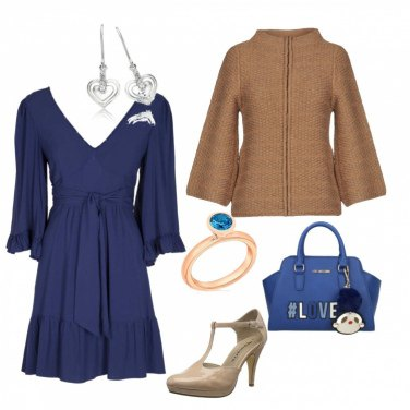Outfit Due cuori e una capanna