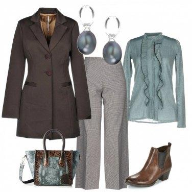 Outfit Glam per l\'ufficio