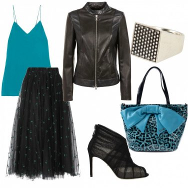 Outfit Animo rock !