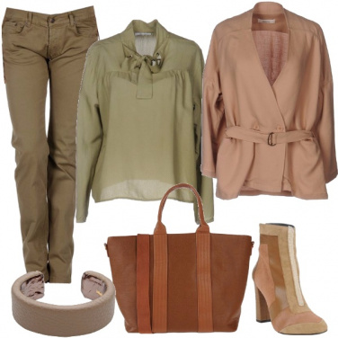 Outfit Look nude