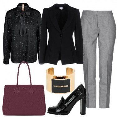 Outfit Cuff e Mannish Style