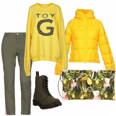 Outfit Domenica in libertà