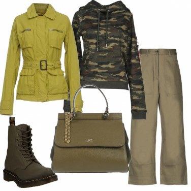 Outfit Stile combat