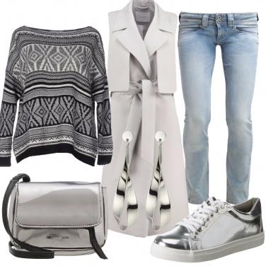 Outfit Accessori a specchio