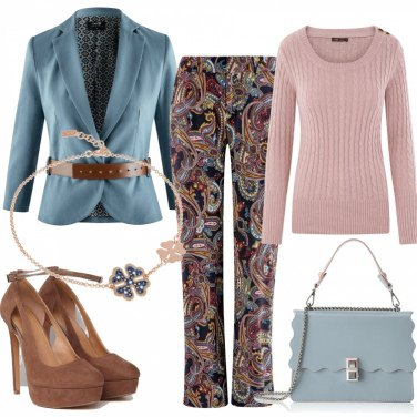 Outfit Piccolo budget