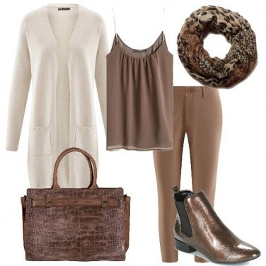 Outfit I colori dell\'Africa