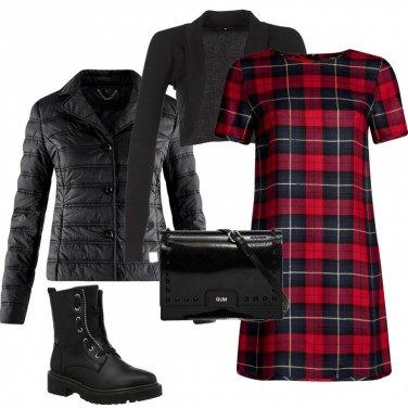 Outfit Tartan